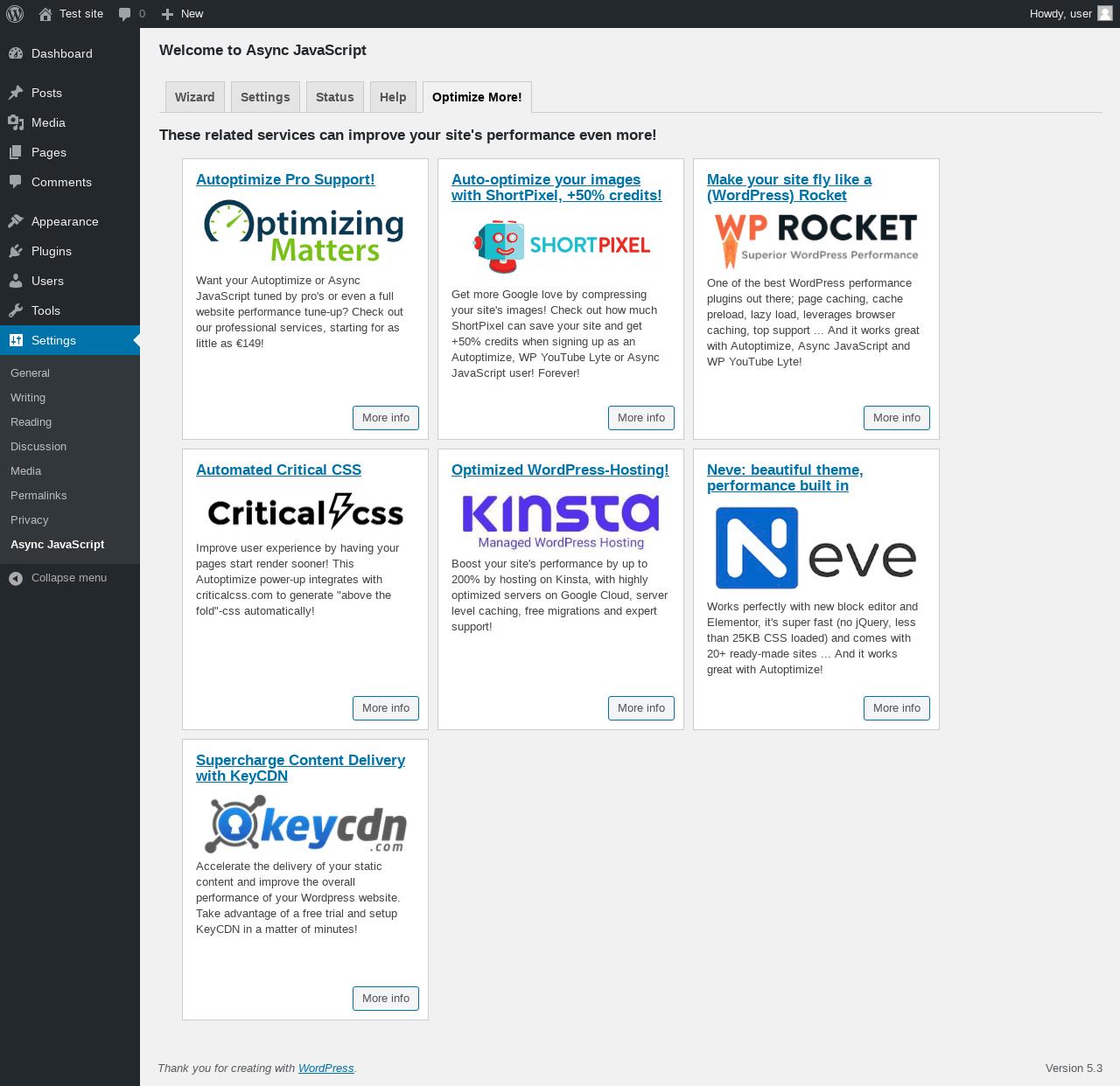 Report - Async JavaScript 2 19 07 14 - PluginTests com