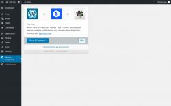 Page screenshot: Blocksy Companion ‹ Test site — WordPress