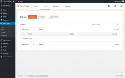 Page screenshot: CartFlows → Flows