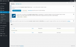 Page screenshot: Contact Form