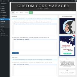 Page screenshot: Code