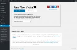 Page screenshot: Feed Them