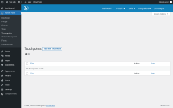 Page screenshot: Follow Hook → Touchpoints