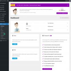 Page screenshot: Forminator
