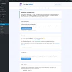 Page screenshot: Insights → Settings
