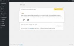 Page screenshot: License