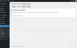 Page screenshot: Loco Translate → WordPress →              Setup