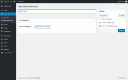 Page screenshot: Lorem Carousel → Add New Carousel