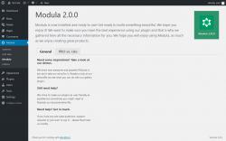 Page screenshot: Modula → Modula