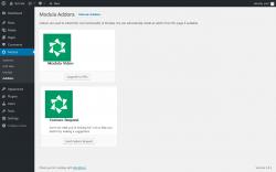 Page screenshot: Modula → Addons