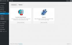 Page screenshot: Modula → Extensions → Partners