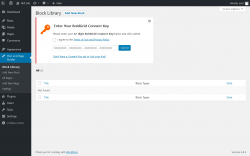 Page screenshot: Post and Page Builder