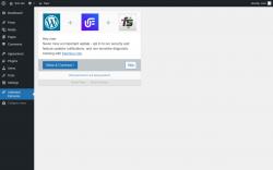 Page screenshot: Unlimited Elements ‹ Test site — WordPress