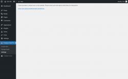 Page screenshot: Product Feed Pro → Settings
