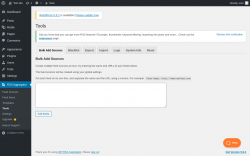 Page screenshot: RSS Aggregator → Tools