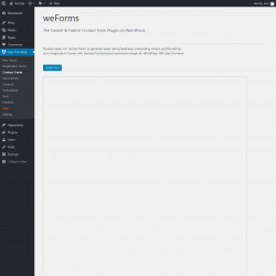 Page screenshot: User Frontend → Contact Form